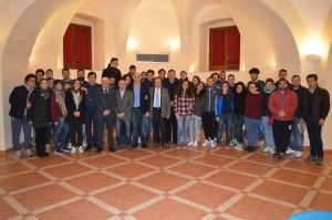 Il gruppo dei giovani neo abilitati PLSD