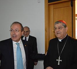 Il Cardinale Sepe al congresso GIEC