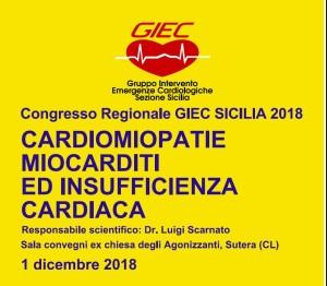 Giec Congresso Sicilia