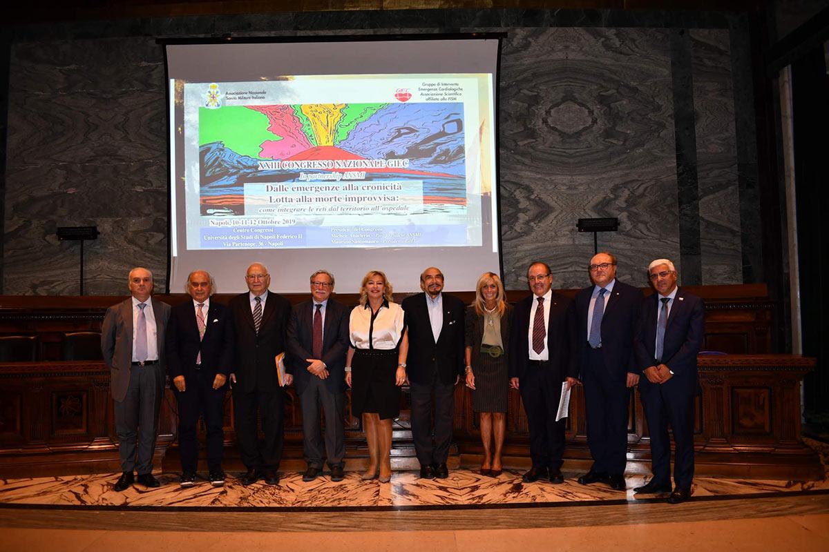 Conclusi i lavori del 23° Congresso GIEC: eletti gli organismi della Società