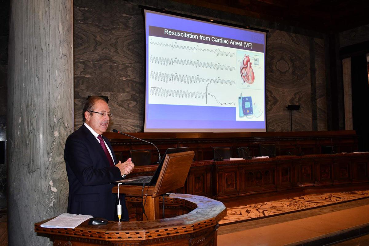 23° Congresso GIEC: Maurizio Santomauro rieletto Presidente Nazionale