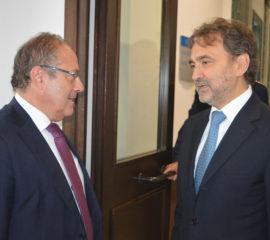 Il Questore di Napoli Giuliano al Congresso Giec